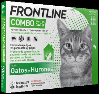 frontline-combo-gatos